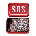 Cido Outdoor Travel Portable SOS Surv...