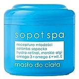Ziaja Sopot Spa Body Butter 200ml Refreshing Scent Rich Recipe with Algae