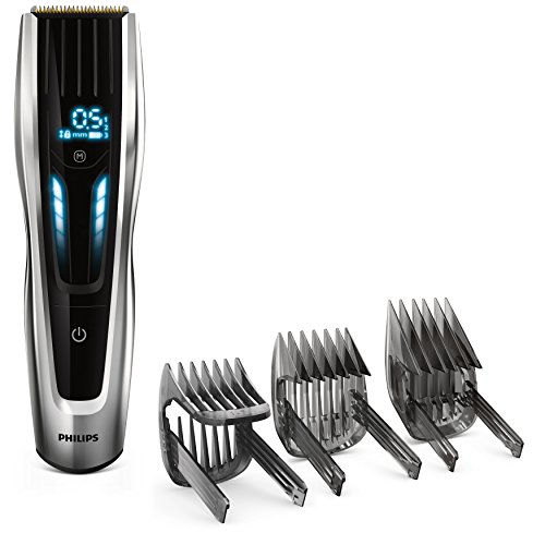 Philips Series 9000 Hair Clipper for Ultimate Precision with 400 Length Settings - HC9450/13