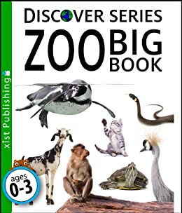 Zoo Big Book (Discover Series) von [Xist Publishing]