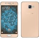 Coque en Silicone pour Samsung Galaxy A5 (2016) A510 - 360° Fullbody or - Cover PhoneNatic Cubierta Case