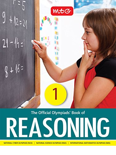 The Official Olympiads\' Book of Reasoning: Class 1