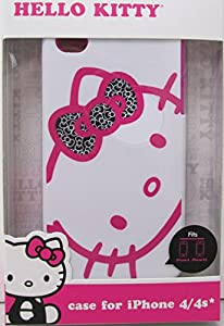 Hello Kitty iPhone 4/4s Case, Pink - 29309 from Hello Kitty