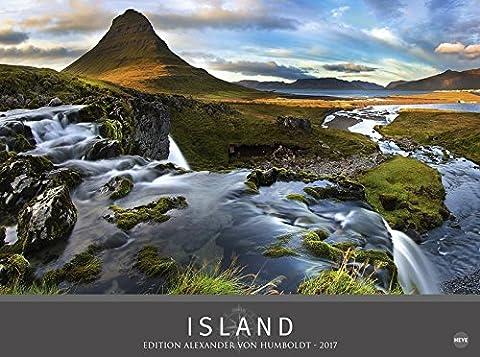Edition Humboldt - Island - Kalender