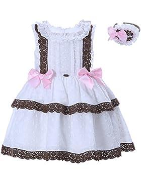 Lajinirr - Vestido - Sin mangas - para niña