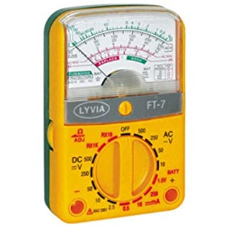 ARTELETA FT/7/CB - Multimetro analogico
