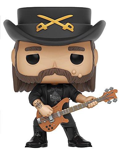 Funko 10265 Figurine POP! Vinyl Rocks Lemmy Kilmister