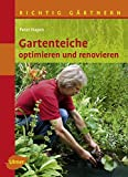 Gartenteiche optimieren und renovieren