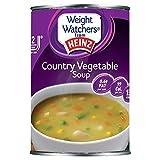 Weight Watchers de Heinz Pays Soupe aux légumes (de 295g) - Paquet de 2