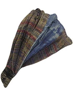 Little Kathmandu, bandana in cotone, elastica, in stile hippie e bohémien