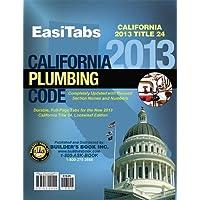 2013 California Plumbing Code, Title 24, Part