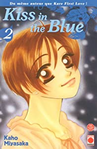 Kiss in the Blue Edition simple Tome 2