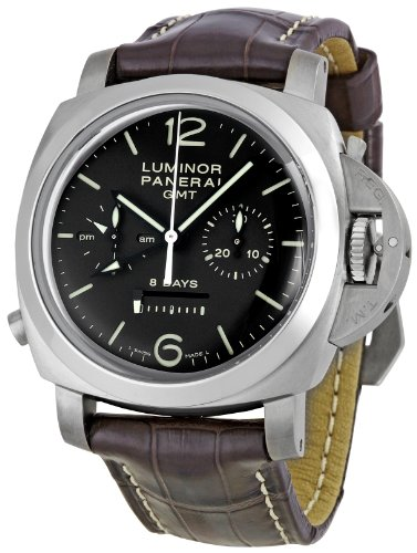panerai-luminor-1950-8-days-chrono-monopulsante-gmt-titani-pam00311-gents-watch