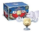 Warner Brothers Moose Mug Elchglas frosted/geeist und Nordpol Candy Stick Stirrer