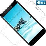 TOIYIOC [2 Stück Panzerglas Schutzfolie für Xiaomi Redmi 4X, 0.30mm Ultra-klar Folie Panzerglasfolie, Displayschutzfolie kompatibel Xiaomi Redmi 4X
