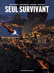SEUL SURVIVANT - COFFRET T1 A 3