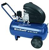 Einhell 4010370 BT-AC 270/50 Compressore, 1.8 kW, 50 l