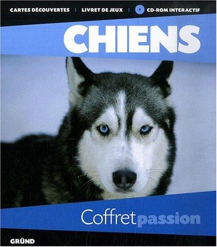 Coffret passion Chiens (1Cédérom)