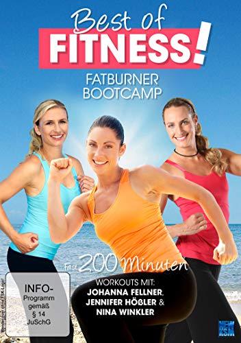 Best of Fitness - Fatburner Bootkamp - 3auf1 (Fellner, Winkler, Hößler)
