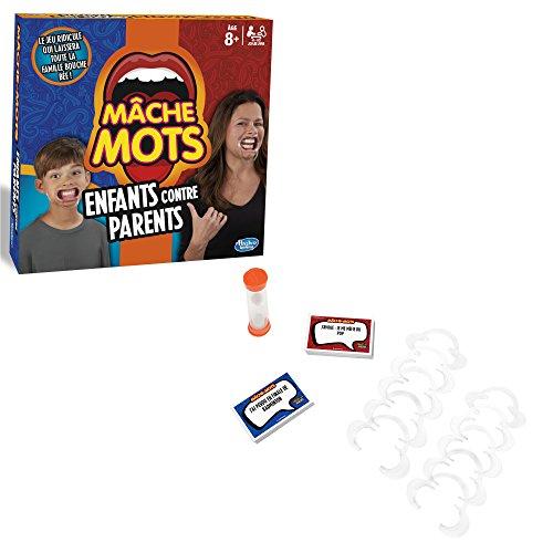 hasbro c31451010 m che mots enfants contre parents jeux et jouets. Black Bedroom Furniture Sets. Home Design Ideas