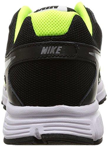 Nike Revolution 2 GS Scarpe Sportive, Ragazzo Nero/Lime