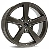 Diewe Wheels Trina, 7x 17ET425x 108Legierung Räder (Commercial) 117bx-5108042720