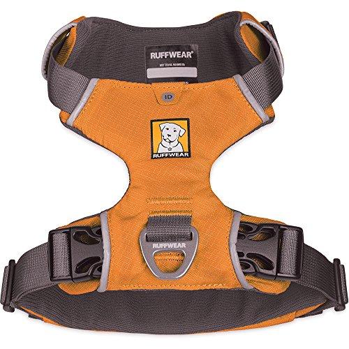 Ruffwear 3050-815LL1 Front Range Ganztags-Hundegeschirr, L/XL, Campfire orange - 4