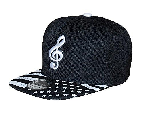 956bd79a8c54dd Snapback Basecap 30 Modelle Flexfit Contrast New York Chicago Hip Hop Baseball  Kappe Mütze, Größe