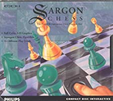 Sargon Chess - Philips CDI - PAL