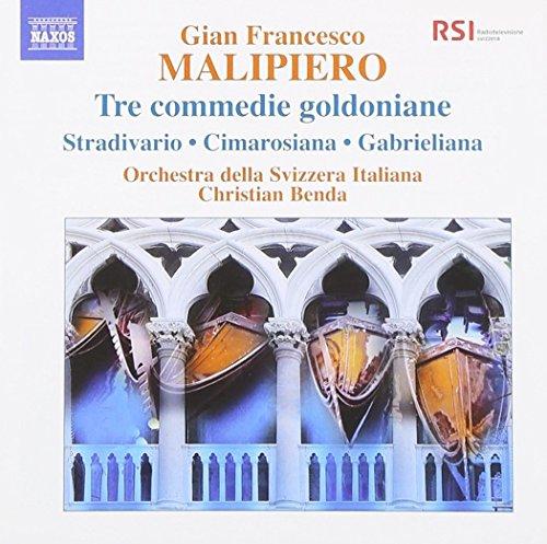 Tre commedie goldoniane: stradivari
