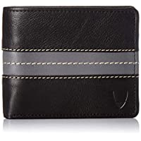 Hidesign Black Men's Wallet (Hidesign 311-490 SB RF Mens Wallet-Black)