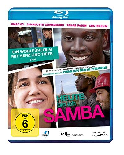 Bild von Heute bin ich Samba [Blu-ray]