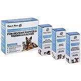 Paws & Patch Bachblüten Globuli 3-er Basis-Box für REVIERKÄMPFER & KRAWALLMACHER I für Katzen & Hunde I gegen Reizbarkeit, Aggressionen I bei Stress, Notfall I für Vitalität, Regeneration I 3 x 10g