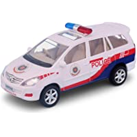 Centy Toys Pull Back Police Car (Assorted Color)