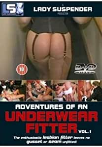 Adventures Of An Underwear Fitter Vol.1 [DVD] [Edizione: Regno Unito]