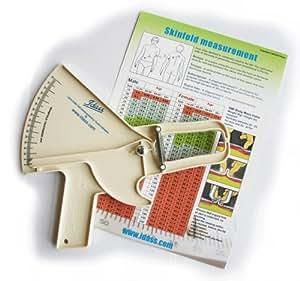 SlimGuide adipomètre pour mesurer la graisse sous-cutanée