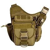 BAIJ Taktische umhängetasche satteltasche kameratasche Outdoor multifunktions Slingshot Bag...