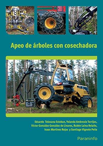 Trabajos de árboles con cosechadora (Cp - Certificado Profesionalidad)