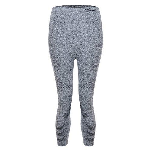 Dare 2B Zonal III - Leggings sport 3/4 - Femme Charcoal Grey