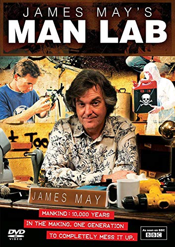 James May's Man Lab Series One [DVD] [UK Import]