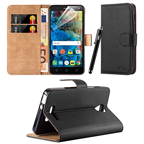 alcatel-pop-4-50-new-flip-wallet-book-stand-view-premium-leather-case-cover-free-screen-protector-wi