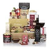 Weihnachts-Cracker Geschenkkorb - Teil unserer Weihnachtsgeschenkkörbe & Weihnachtsgeschenke für 2017