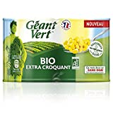 Géant vert - Maïs Bio Extra Croquant 2 x 140 g
