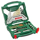 Bosch Coffret X-Line Titane de 50 piÚces 2607019327