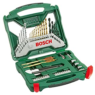 Bosch 2607019327 X-Line Accessory Set, 50 Pieces (B000P4IQF2) | Amazon Products