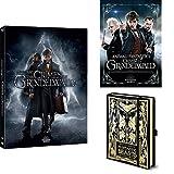 Animali Fantastici - I Crimini di Grindelwald: Digibook Blu-Ray + Taccuino + Poster