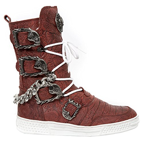 New Rock M.PS048-S8 Red, red