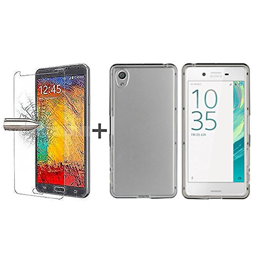 tbocr-pack-clear-tpu-silicone-gel-case-tempered-glass-screen-protector-for-sony-xperia-x-f5121-sony-
