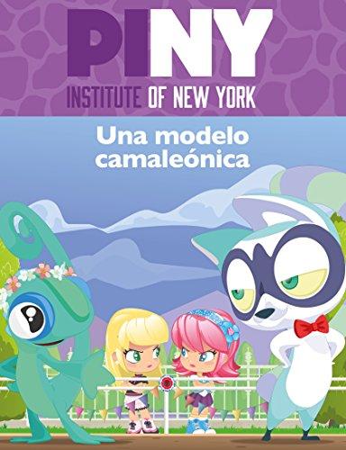 Una modelo camaleónica (PINY Institute of New York) por Varios autores