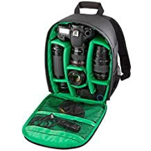 fbshop (TM) Muti-function Zaino per fotocamera DSLR SLR Camera Bag